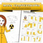 Klasa 7 Chemia – Obliczenia stechiometryczne (Instrukcja oraz powiązane z nią karty pracy)