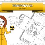 Klasa 7 Chemia – Reakcje chemiczne (Wklejka w formie mini książeczki)