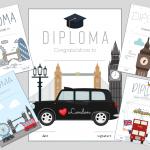 Dyplom ukończenia przedszkola – Tropiciele