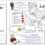 """""""Dziady"""" cz.II – wizyty duchów (karta do uzupełnienia i karta wypełniona"""