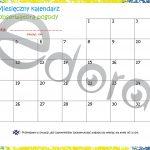 Tygodniowy kalendarz obserwatora pogody