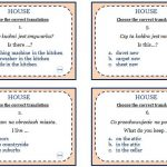 PAST SIMPLE AND IRREGULAR VERBS CARDS