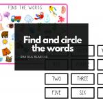 Karty obrazkowe dla dzieci: JA MAM, KTO MA? OWOCE-WARZYWA +JEDZENIE