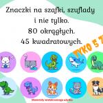 Karty obrazkowe KLAMERKOWE POMOCE WYRAZY 3-LITEROWE