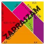 Tangram – mnożenie ułamków dziesiętnych