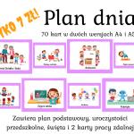 Plan lekcji – do druku