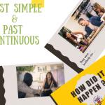 A secret agent – Past Simple and Past Continuous