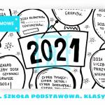 Matematyka klasa 8. 2021. Powtórzeniowa karta pracy.