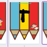 Literki puzzelki – puzzle alfabetyczne