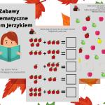 """Plansza skojarzeniowa – """"Tajemniczy ogród""""."""